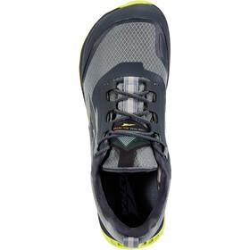 Altra Lone Peak All Weather Low Shoes Men, gris/amarillo